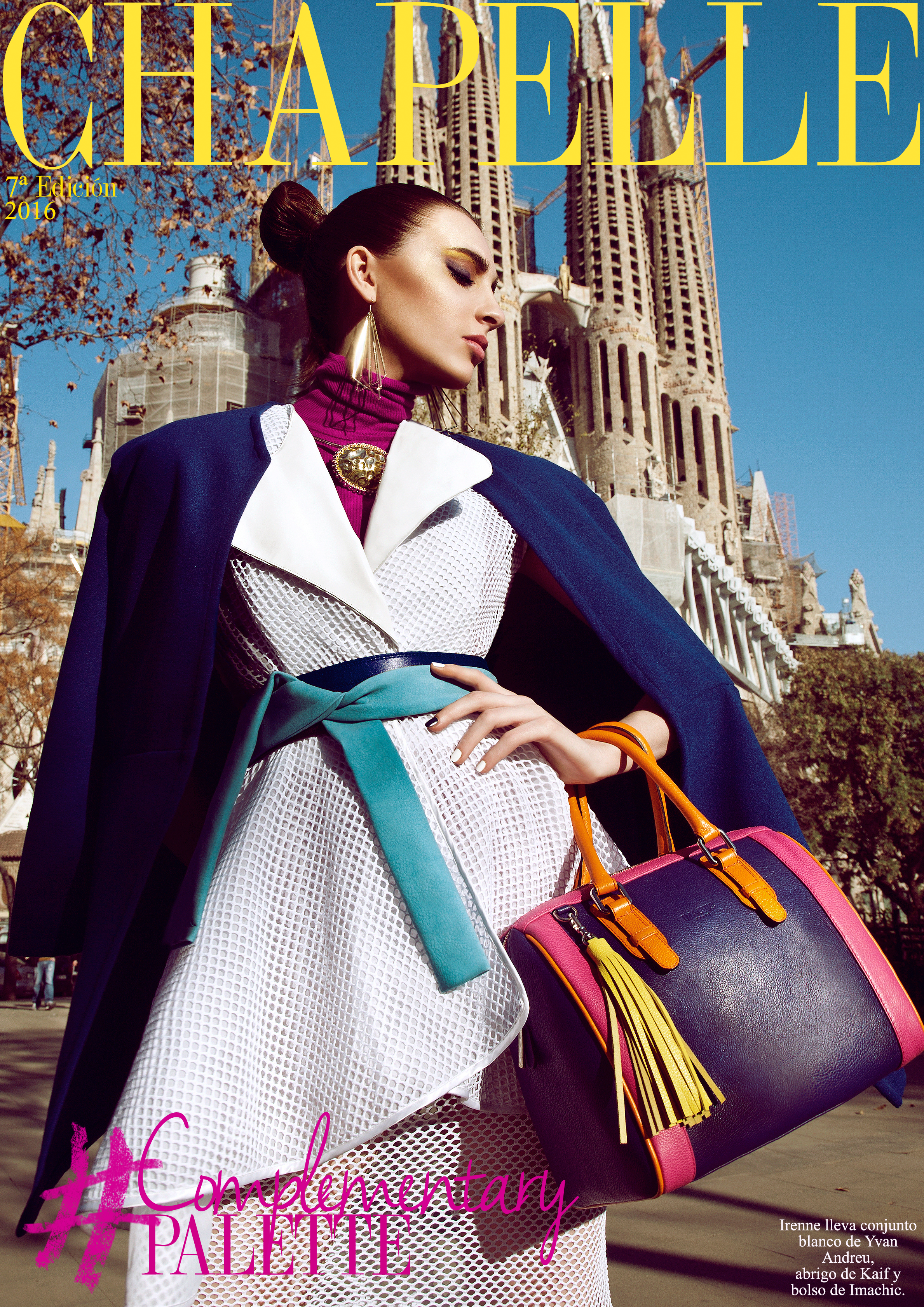 chapelle magazine, fashion issue, febrero-marzo, revista diseño valencia españa, valencia, diseño emergente independiente, revista moda,