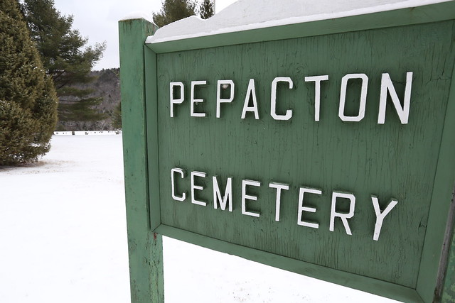 Pepacton Cemetery Rehabilitation Project