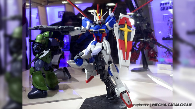 HGCE Force Impulse Gundam - June 2016 Release