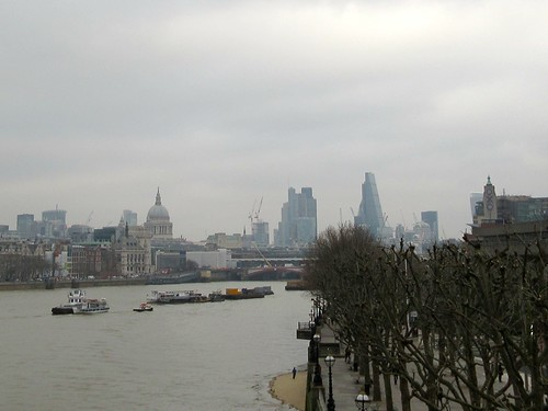 View of the Thames 2016