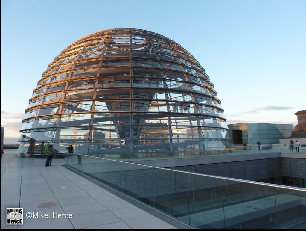 82. Cúpula del parlamento Aleman