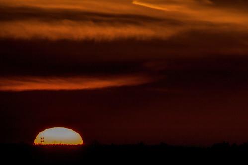sky sunrise alberta daybreak mistersun strathconacounty tamron150600