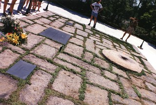 03.JFK.Gravesite.ArlingtonCemetery.VA.24May1994