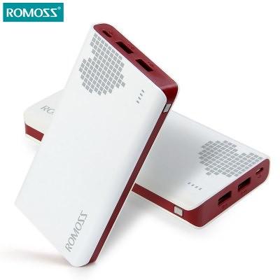 ROMOSS sentido 6 Pixel corazón 20000mAh externo batería paquete de banco de la energía