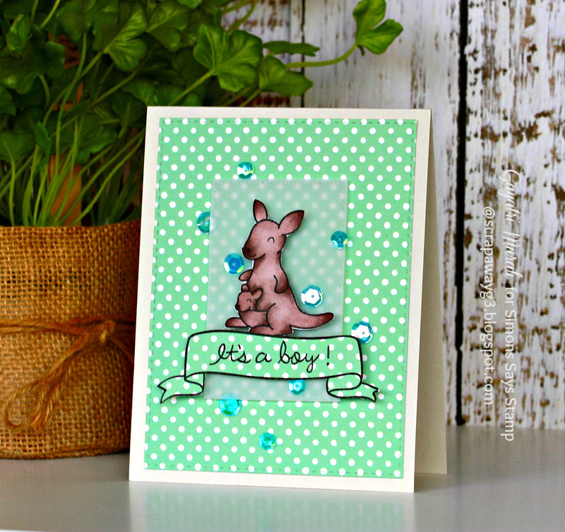 It's a boy card #2