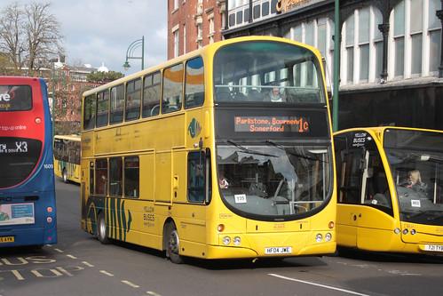 Yellow Buses VGW184 HF04JWE
