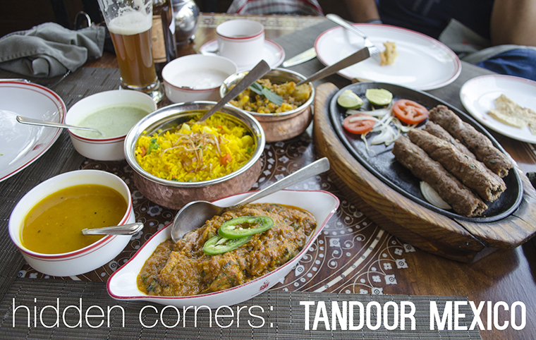 Hidden Corners Tandoor Mexico review
