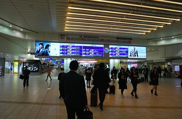 西鉄福岡駅 乗り場