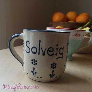 Solveig's Mug