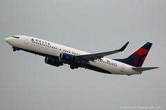 N3730B Boeing 737-832(WL) of Delta Air Lines