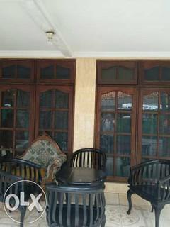 Rumah Asri Murah Ceger Jakarta Timur Lingkungan Aman Nyaman Bebas Banjir (3)
