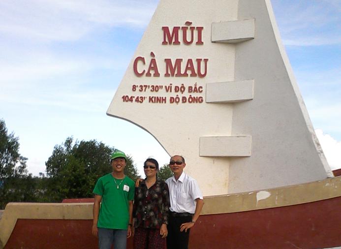 Mekong Delta tour April, 2014