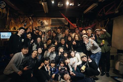 Yohei & Hitomi farewell party