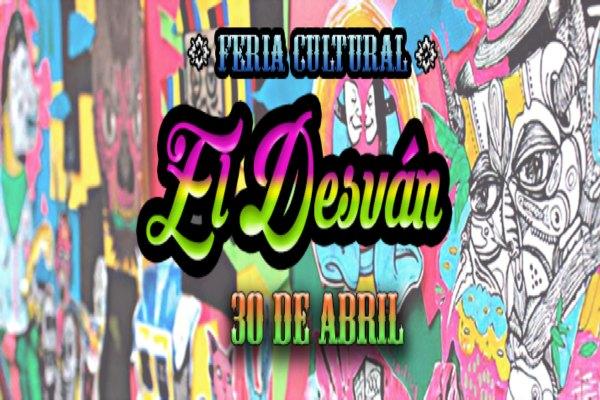 Feria Cultural El Desván - 30 de abril