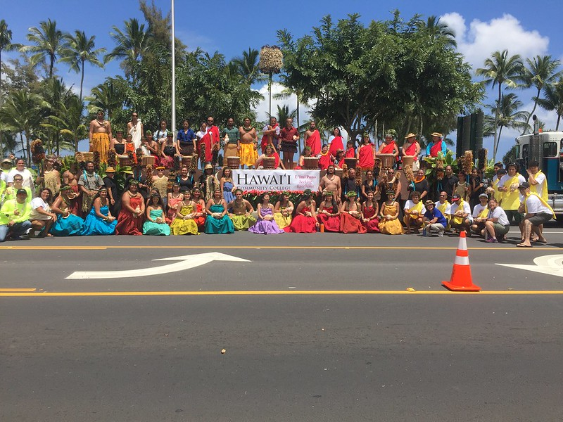 2016 Merrie Monarch Parade and 75th Anniversary Picnic