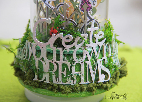 """Create Your Own Dreams"" Music Box"
