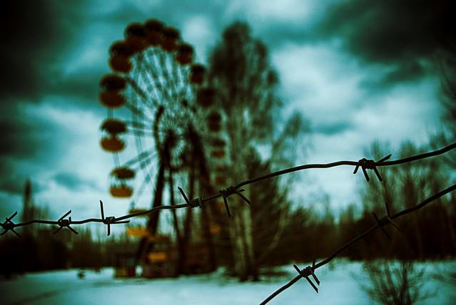Pripyat Ferris Wheel, Chernobyl