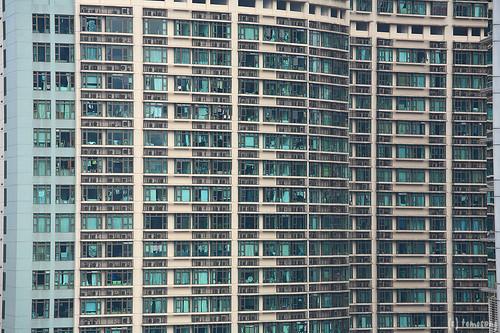 Windows at Hung Hom