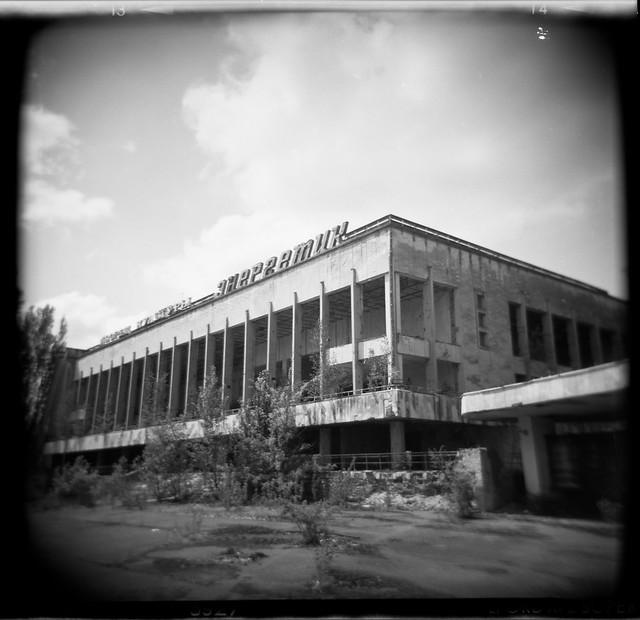 Chernobyl - Holga-14