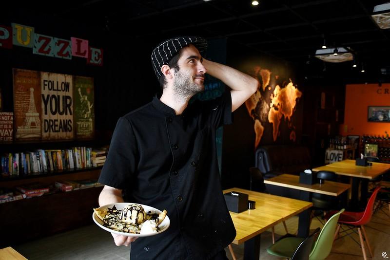Le Puzzle Creperie & Bar 法式薄餅小酒館板橋早午餐推薦新埔站美食 (70)