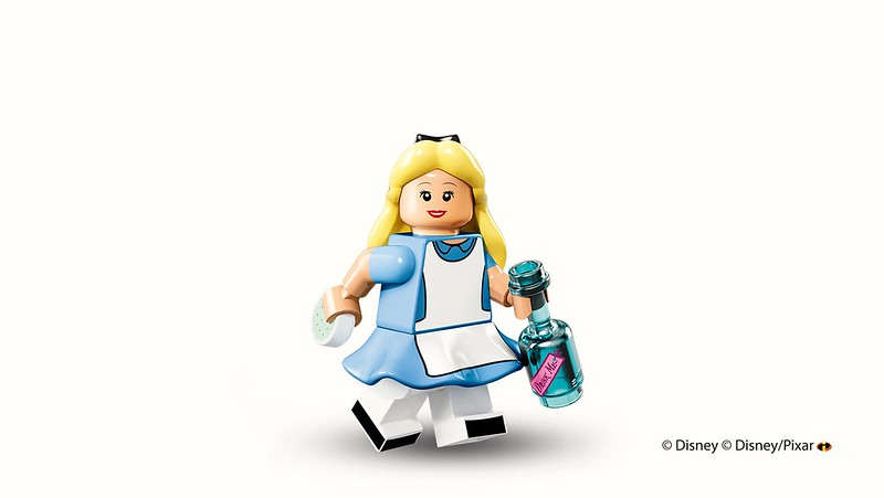 LEGO Disney Collectible Minifigures (71012) - Alice (in Wonderland)