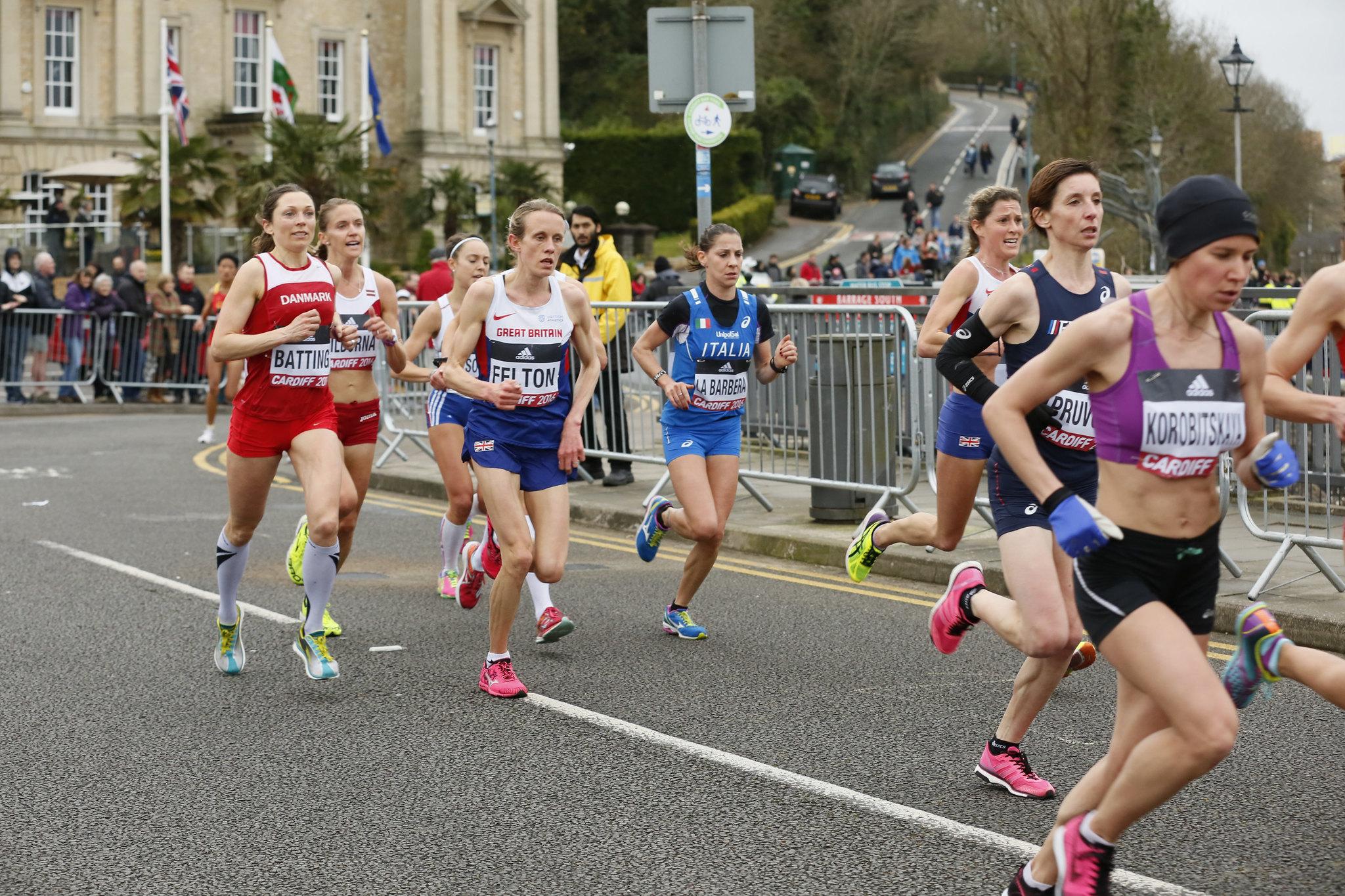 I.A.A.F. World Half Marathon Championships
