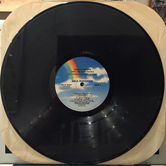 HAROLD MELVIN AND THE BLUE NOTES:ALL THINGS HAPPEN IN TIME(RECORD SIDE-A)