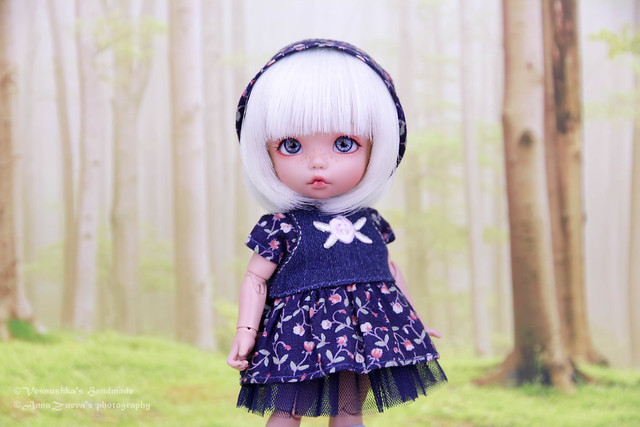 Denim outfit for Pukifee