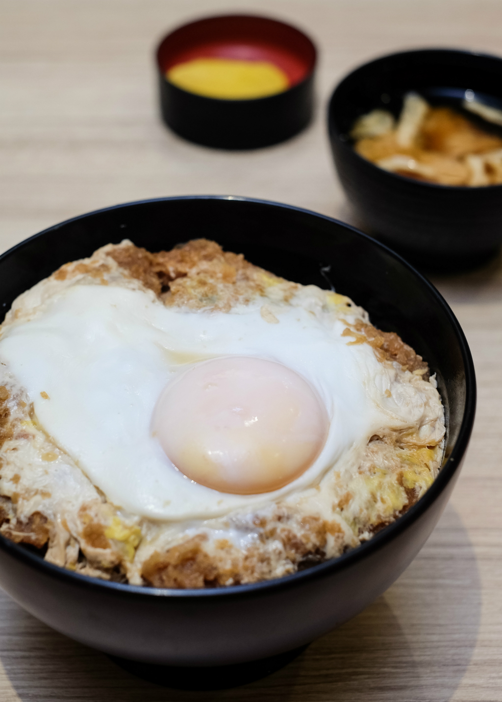 ION Food 1 for 1: special black pig katsu don