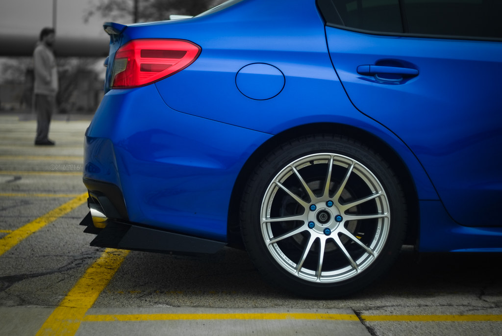 rear-end...