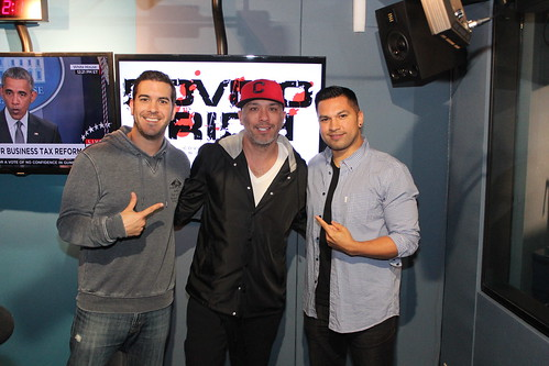 Comedian Jo Koy on the Covino & Rich Show
