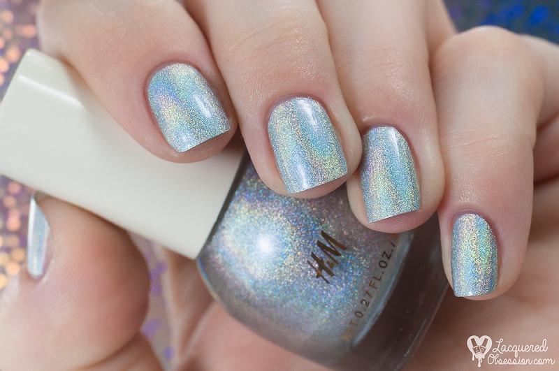 H&M Beauty - Heaven Sent Nail Colour Trio