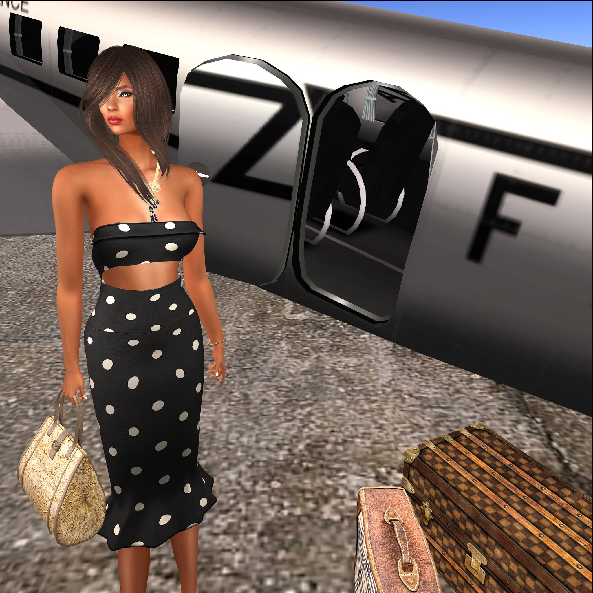 {AnaMarkova}@Designer Showcase- Aella Dress