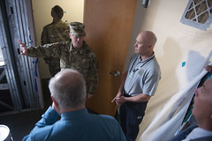 IMCOM Commanding General visits Presidio