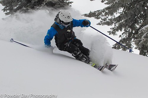 Grand Targhee pow