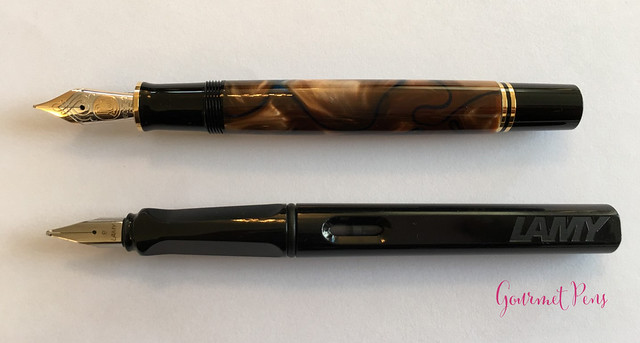 Review Pelikan Souverän M800 Grand Place Fountain Pen @AppelboomLaren (7)