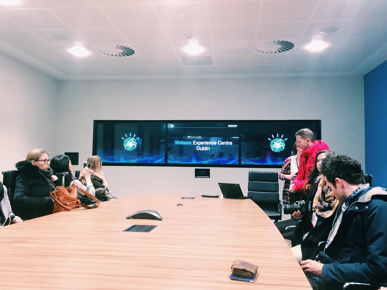 IBM / dublin, day 4