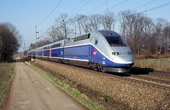 * Frankreich  TGV  4701  bis  4729