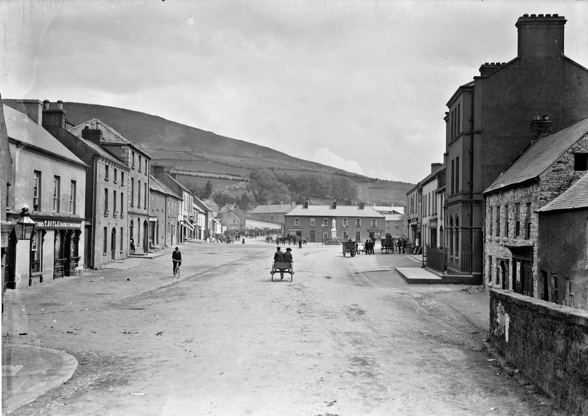 The Square, Baltinglass, Co. Wicklow