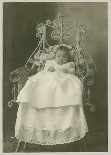 Baby n Wicker Chair