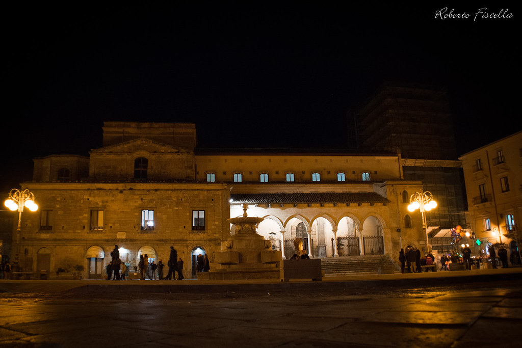 Piazza Garibaldi By Night