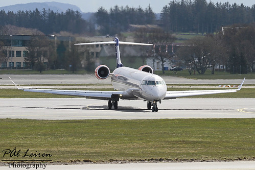 CRJ9 - Bombardier CRJ-900LR