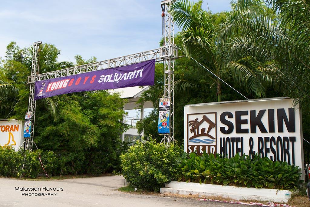 Sekinchan 1 day trip