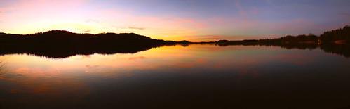 autostitch panorama lake reflection germany bayern bavaria see evening oberbayern upperbavaria dämmerung spiegelung a8 abendstimmung miesbach abends claudemunich seehamersee weyarn alpineforeland grosseeham lakeseeham