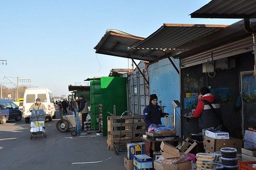 Депутати поїдуть на ринок Дикого