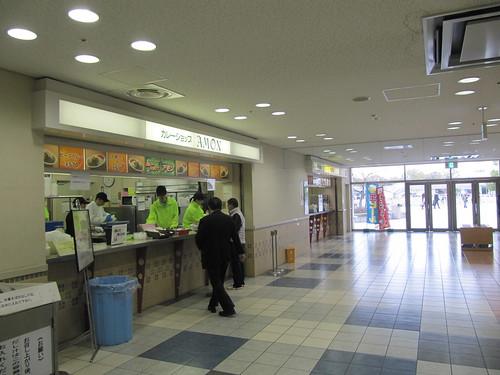 京都競馬場のカレーAMON