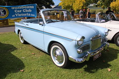1962 Sunbeam Rapier Series IIIA Convertible