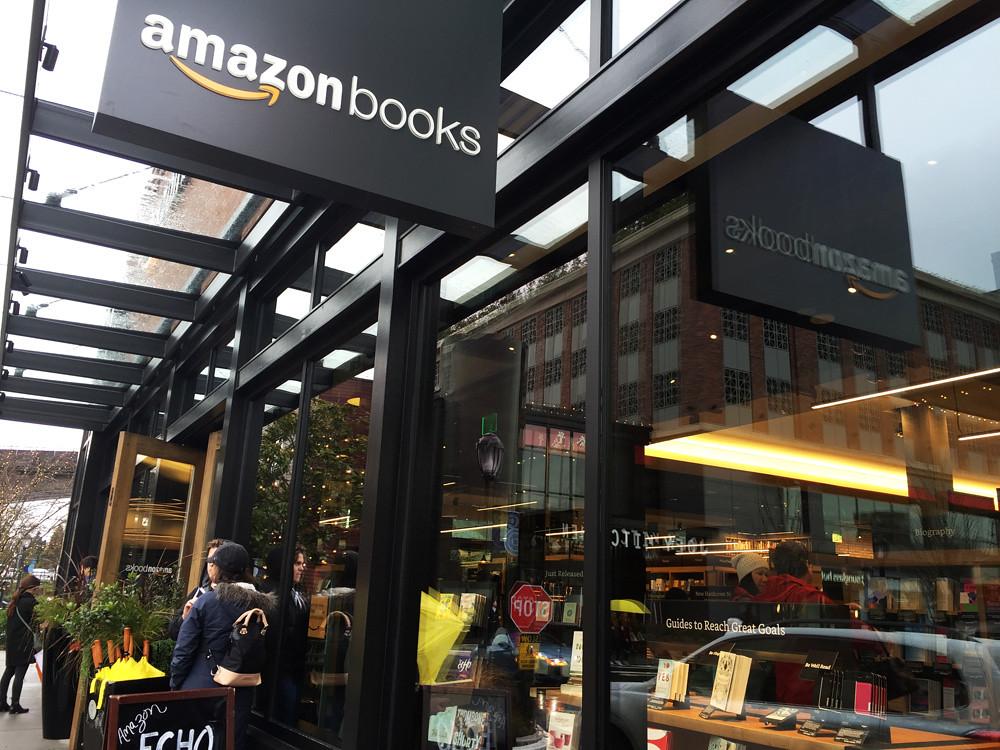Amazon Books 1