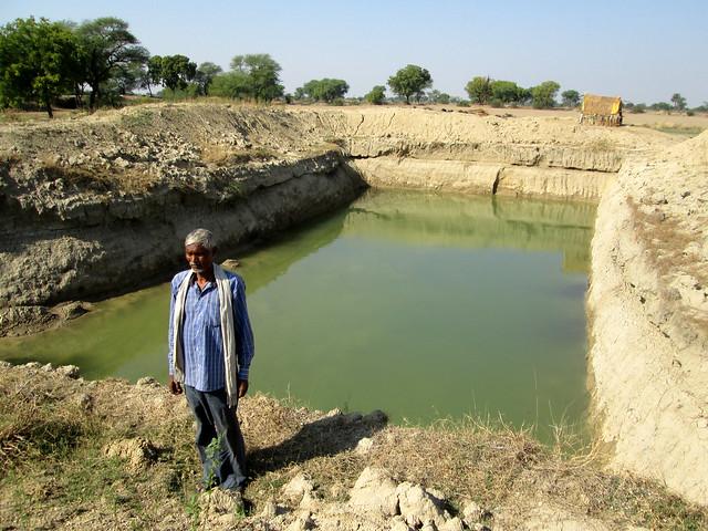 बुन्देलखण्ड में तालाबों की वजह से सूखे में भी खुशहाल किसान