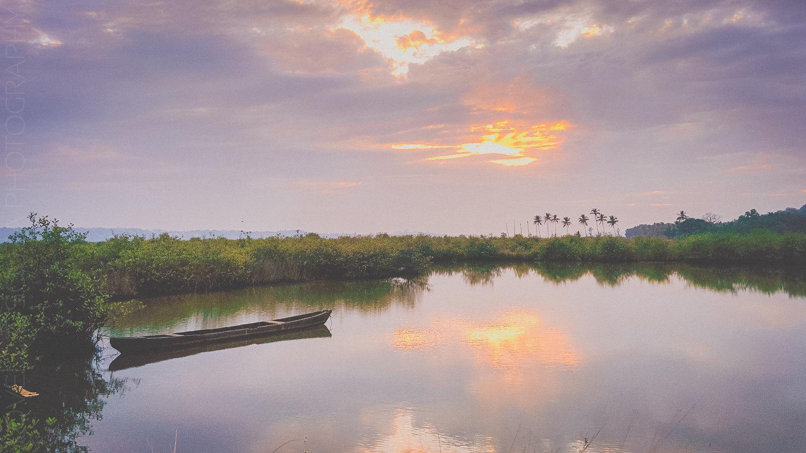 Divar Backwaters